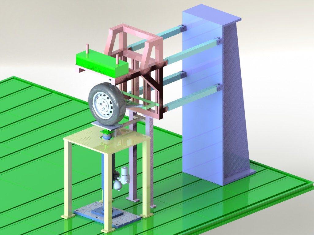 Durability Test Laboratory Testing For Automotive