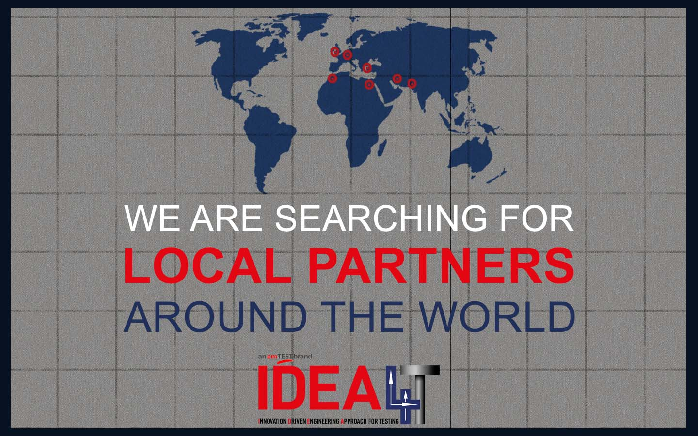Idea4T is looking for partners